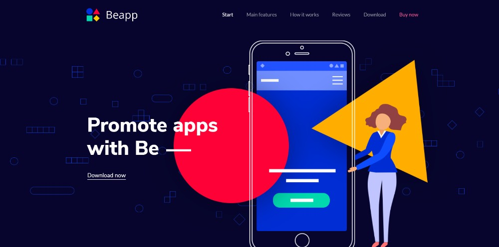 Be App 4