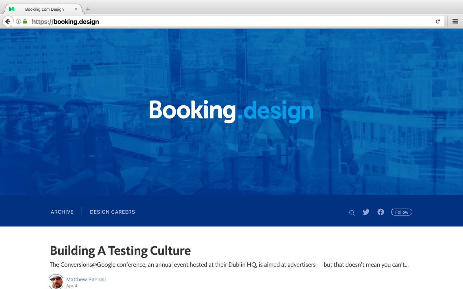 Booking.design