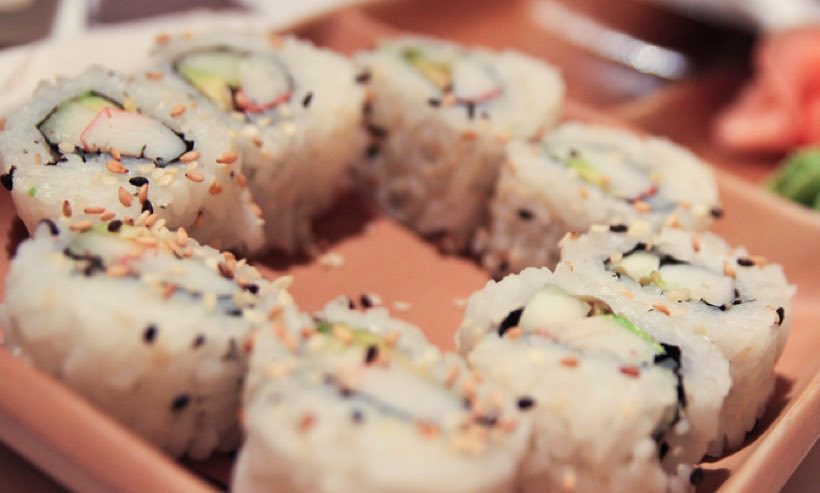The California Roll was sushi's gateway into millions of American mouths.
