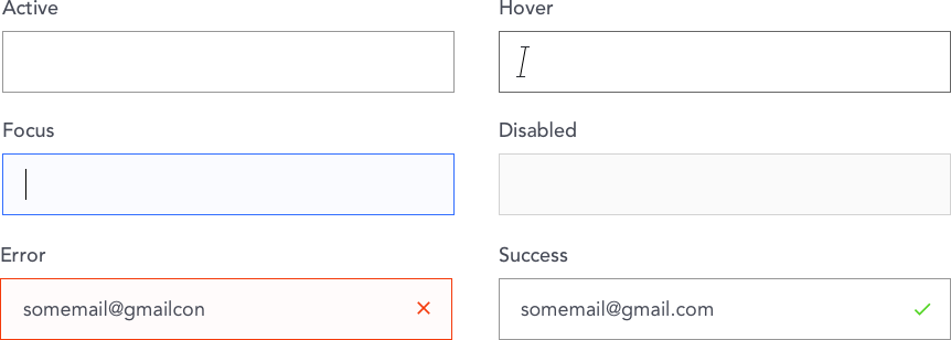 UX for Sign Up Form