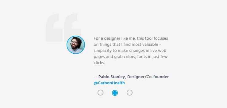 Pablo Stanley, Designer/Co-founder @CarbonHealth